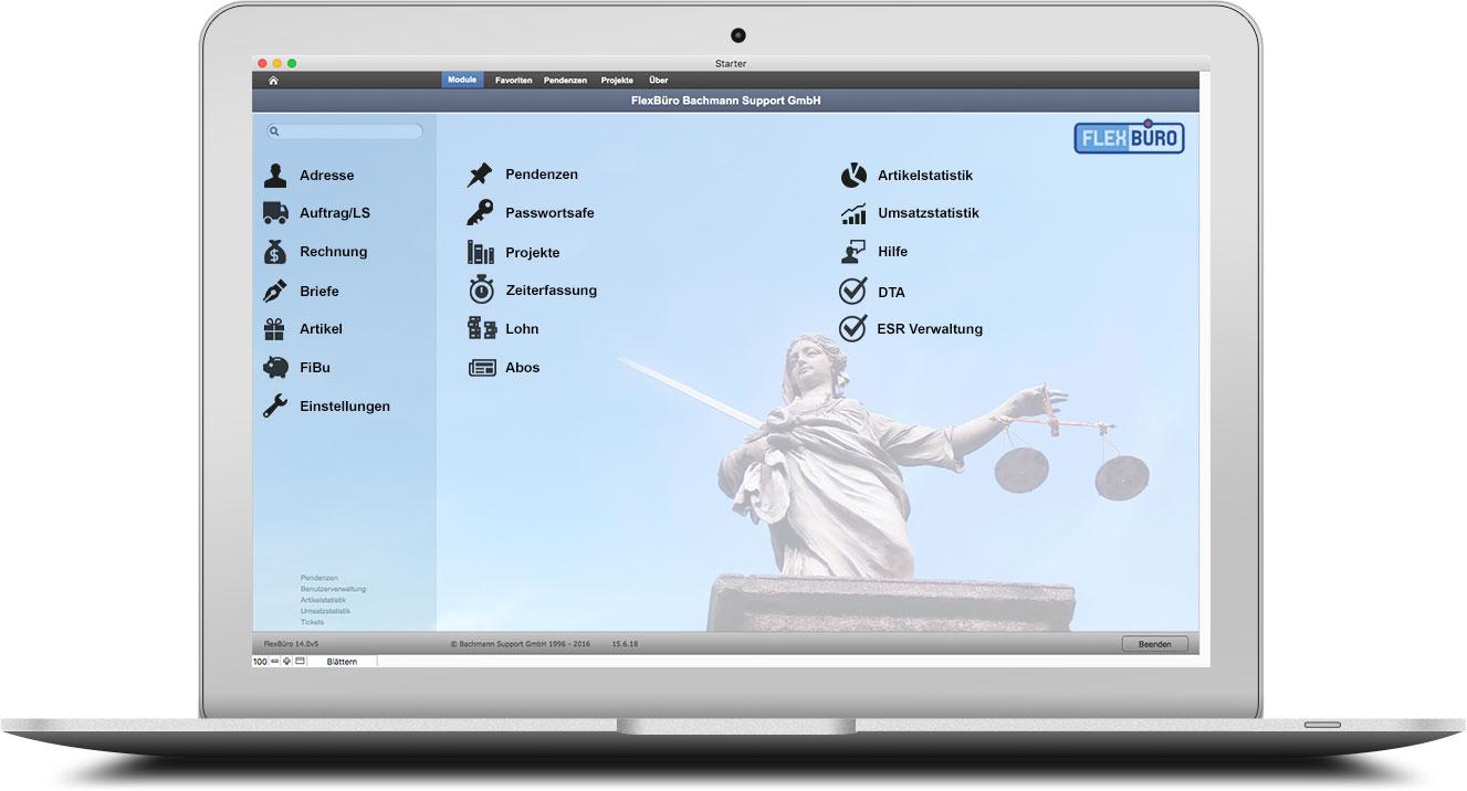 FlexBüro für Anwälte