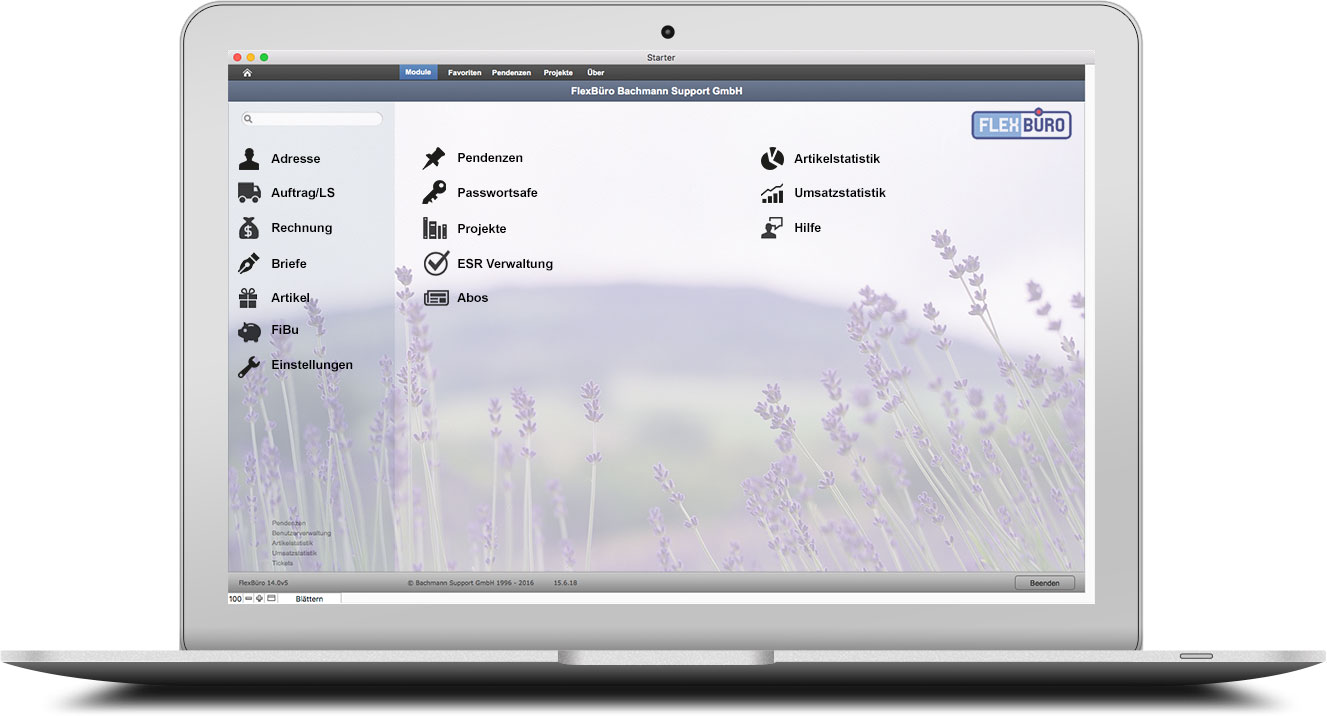 FlexBüro für Landschaftsgärtner